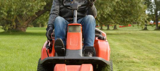 batterie de tracteur tondeuse
